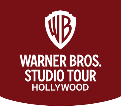 Warner Bros. Studio Tour Hollywood logo