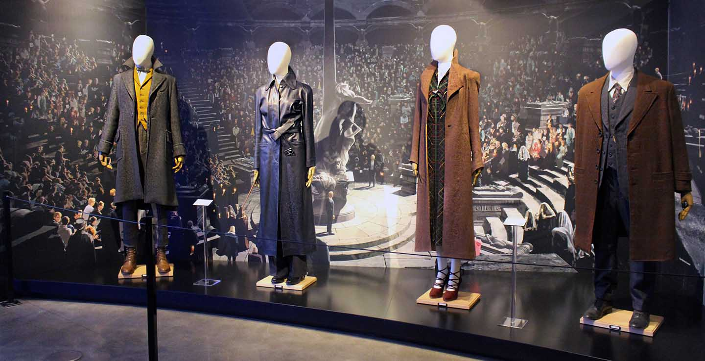Fantastic Beasts Costumes