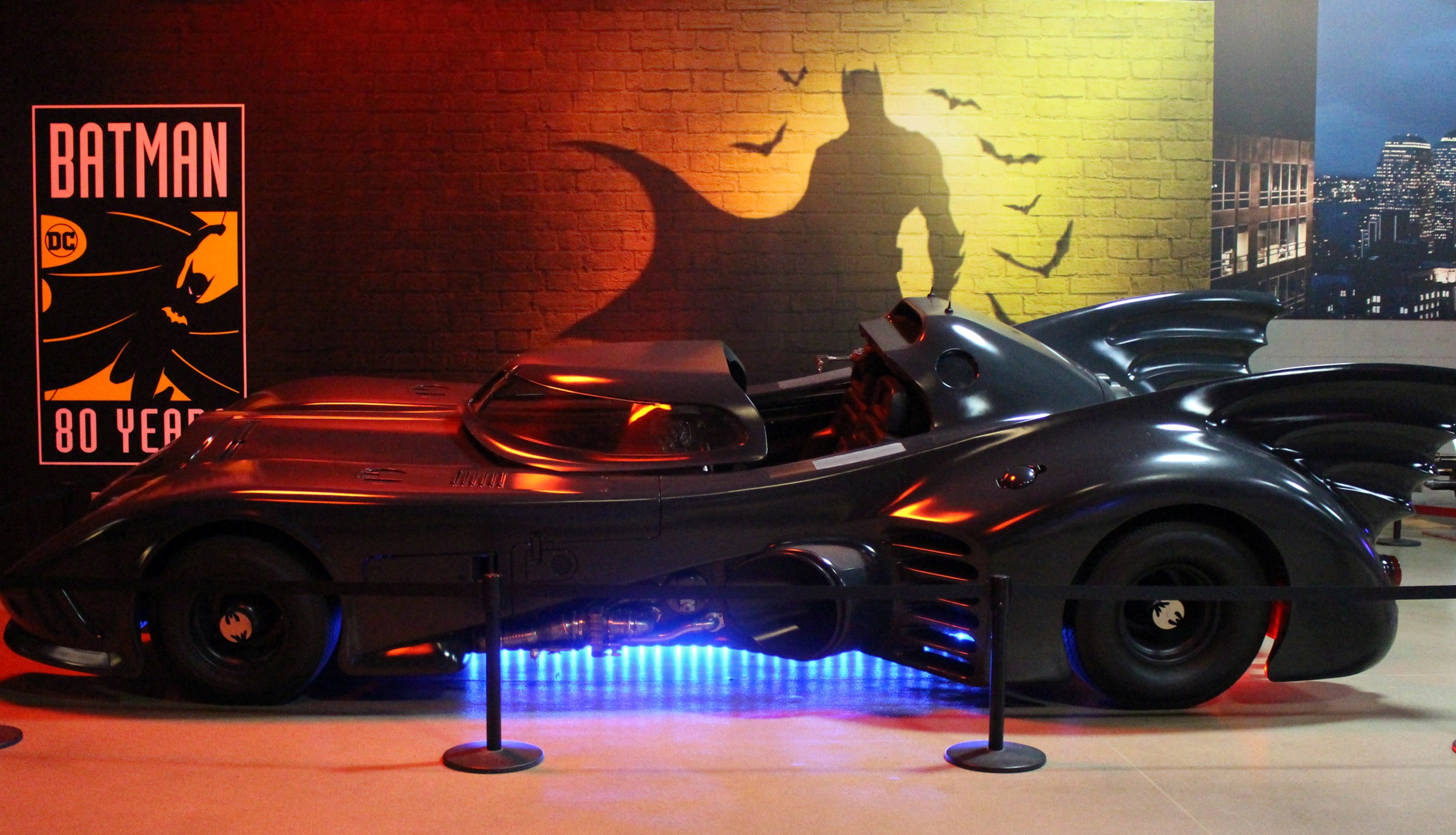 Batmobile 1989 Michael Keaton