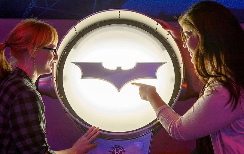 Enter the Batcave – Batmobile Collection