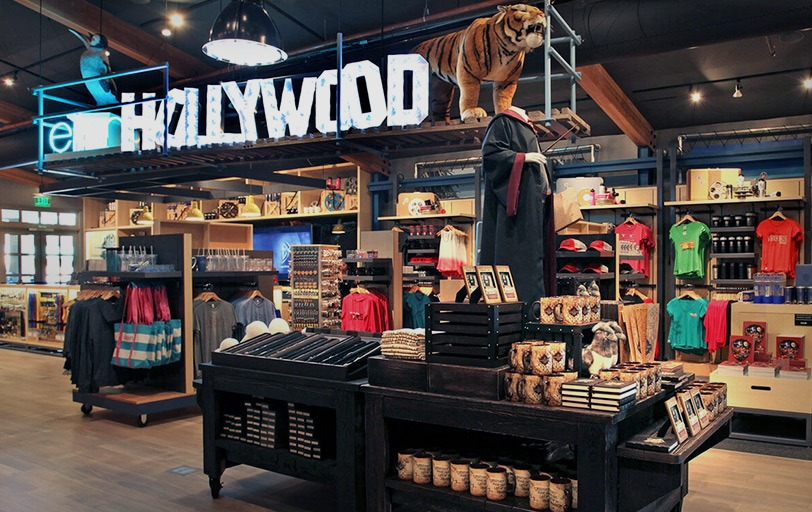 The Warner Bros. Studio Store