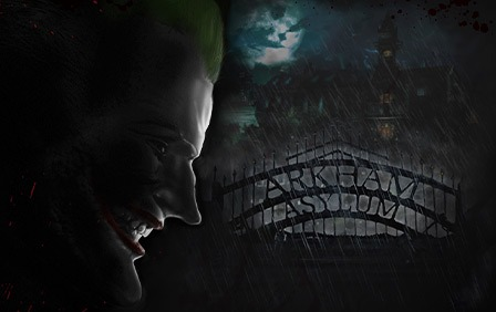 Escape the Joker in Arkham Asylum