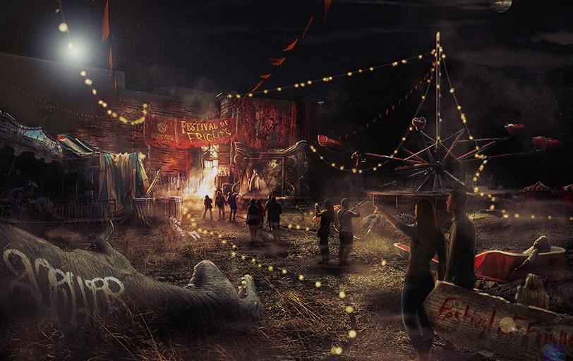 Horror Made Here™ Creepy Carnival