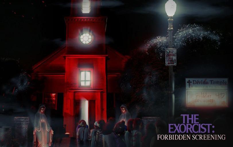The Exorcist: Forbidden Screening