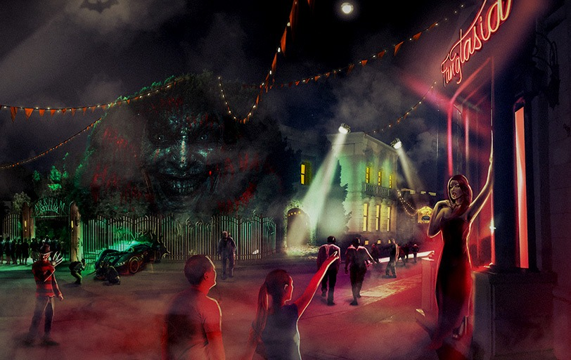 A night of Halloween fun for everyone
