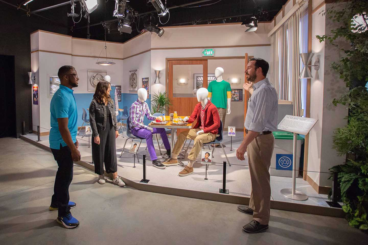 The Big Bang Theory Sets