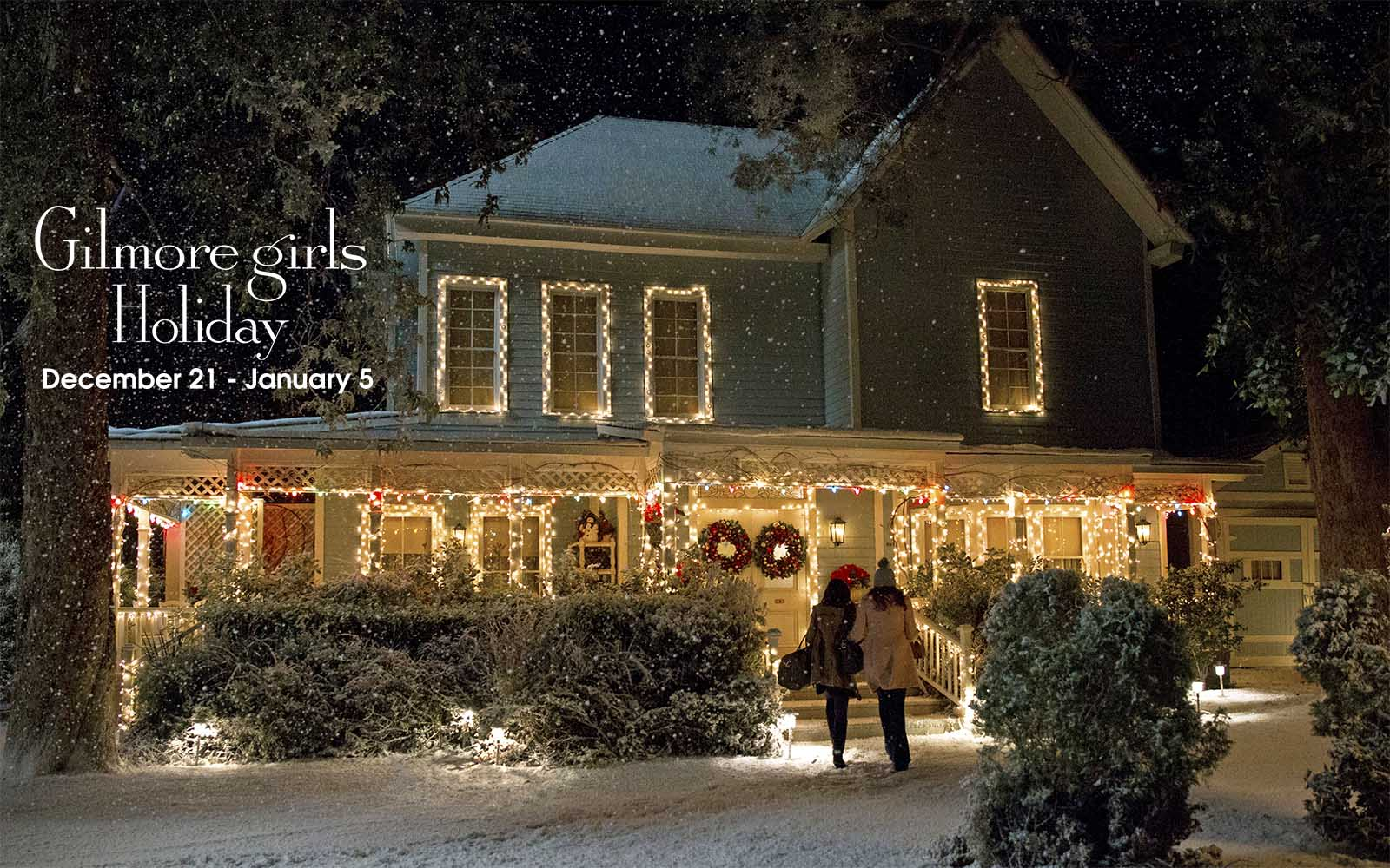 Gilmore Girls Holiday